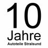 10-jähriges Jubiläum von Autoteile Stralsund
